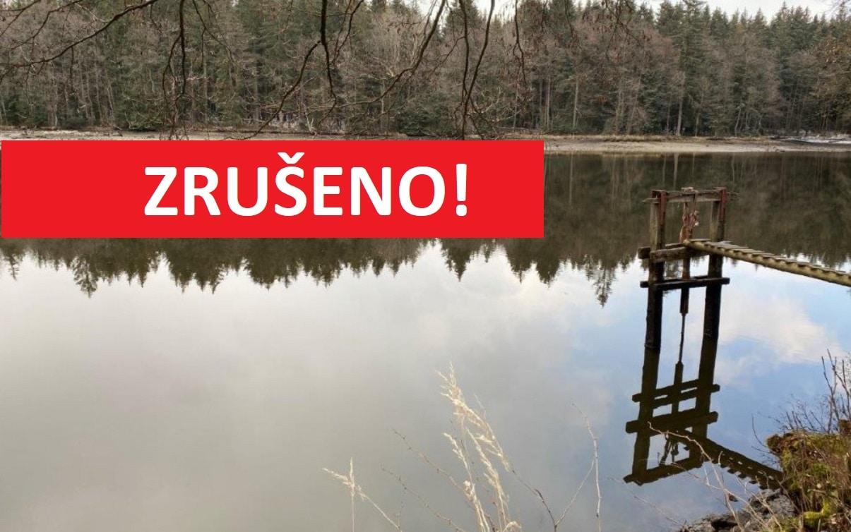 """Rybáři """"přišli"""" o svazový rybník: Vlastník neobnovil smlouvu! Kde skončily ryby?"""