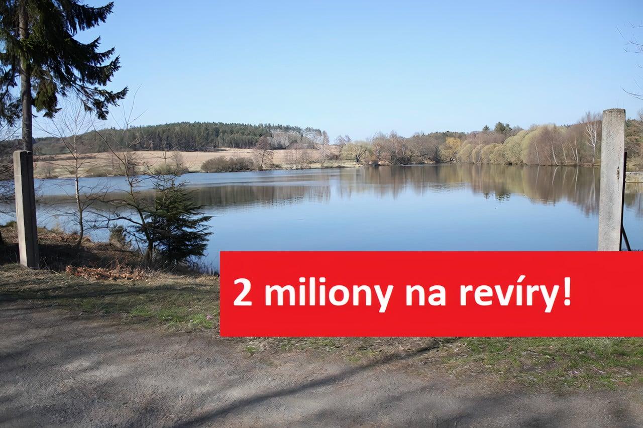 Více jak 2 miliony korun na nové revíry! Rybáři přispěli do společného fondu