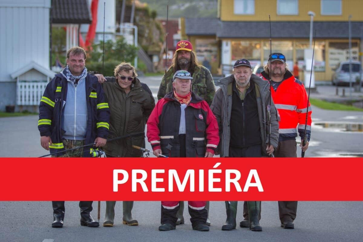 PREMIÉRA: Už zítra! Film o českých rybářích v Norsku vstupuje do kin! Na co se těšit?