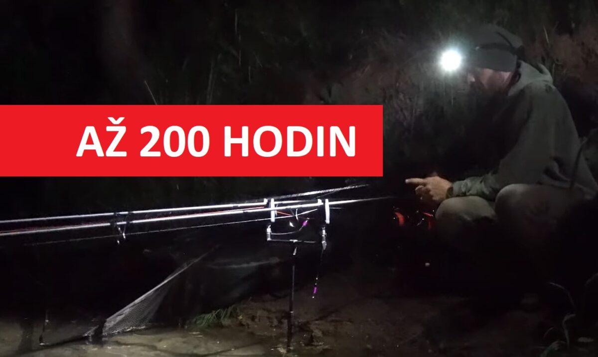 Levná čelovka, která svítí až 200 hodin! Nepotřebujete do ní tužkové baterky
