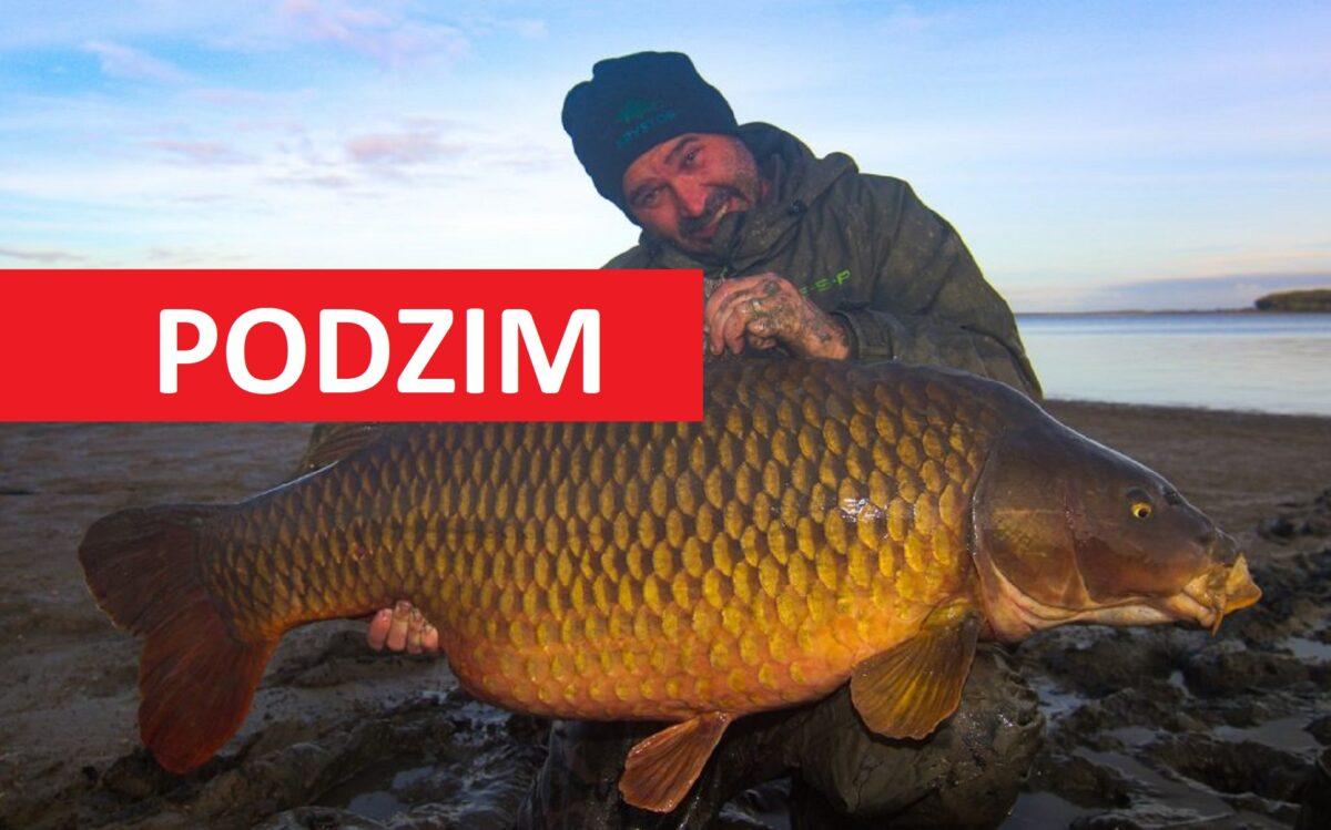 TOP 3 nástrahy na velké podzimní kapry do chladné vody! Tohle milují největší ryby