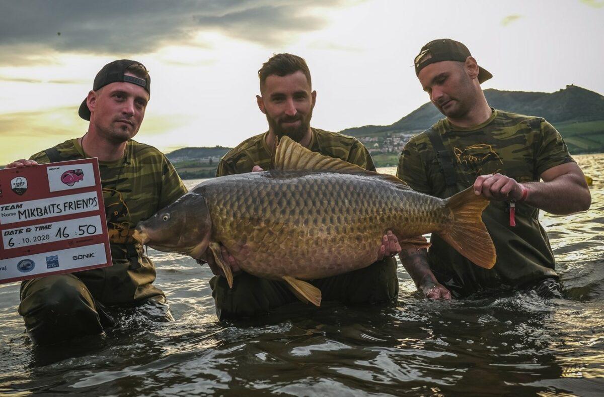 Rybářské závody o 500000 korun! Na Nových Mlýnech startuje Stairs2Hell 2021