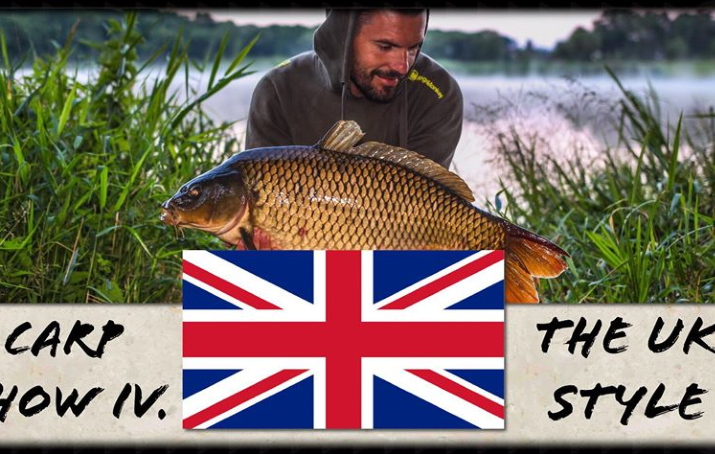 "Video: Carp Show IV. ""The UK Style"""
