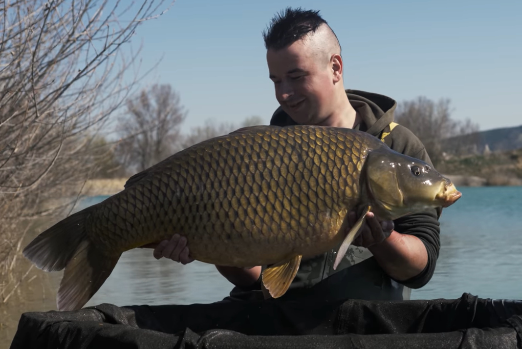 Video: Ronnie Rig šílenství na Green Lakes