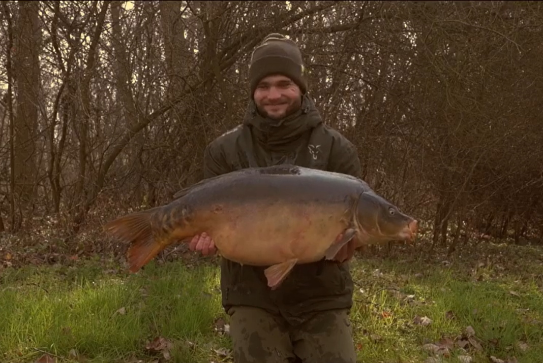 Video: Winter Fishing 2020 by Daniel Vlk (March)