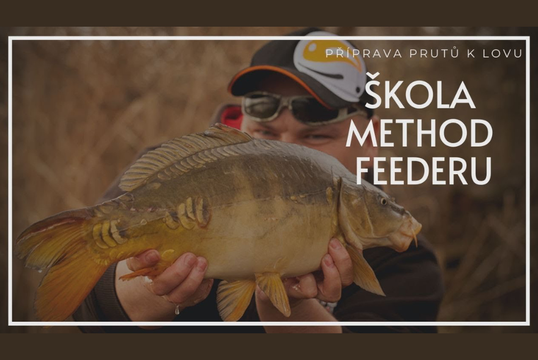 Video: Škola Method Feederu (5. díl)