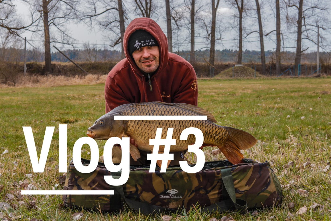 Video: Carp Vlog Martina Jandíka #3