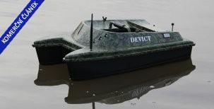 Zavážecí loď Devict Catamaran Fishing robot