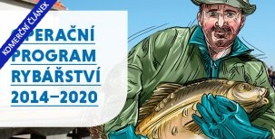 Pro české rybářství máme dalších 140 milionů