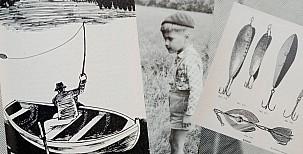 Rybářské retro okénko nejen o knihách