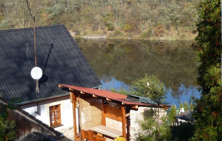 Chalupa u Orlíku – Albrachtice nad Vltavou