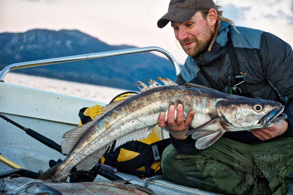 Ubytování a rybaření ve středním Norsku