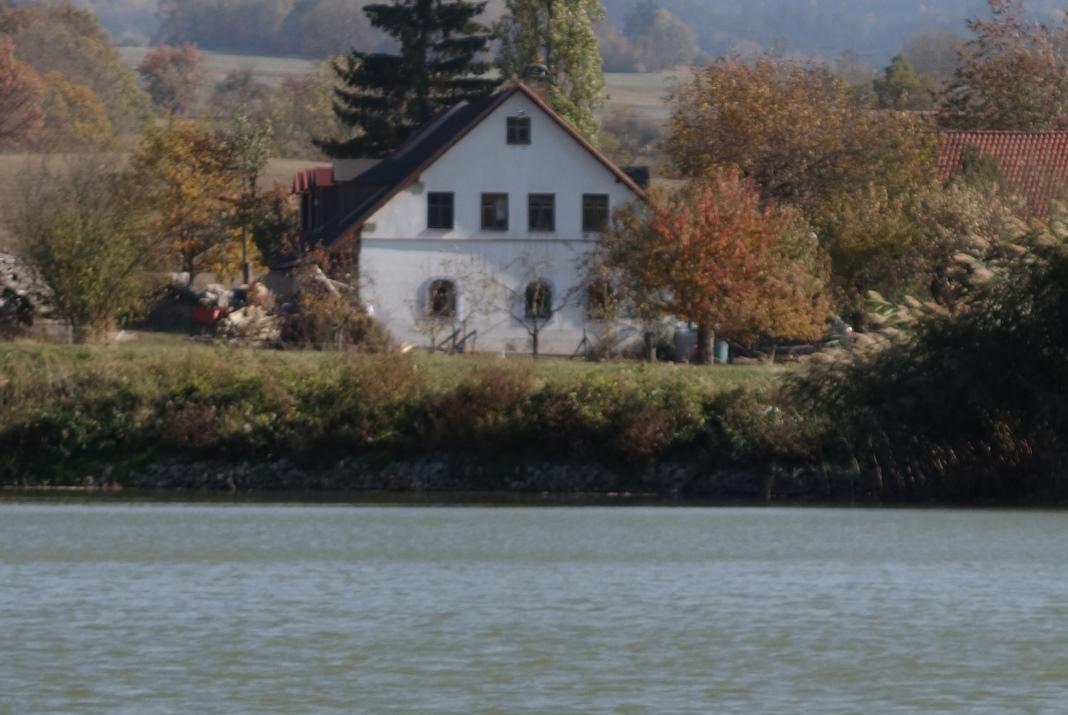 Penzion Spáleniště se soukromým rybníkem