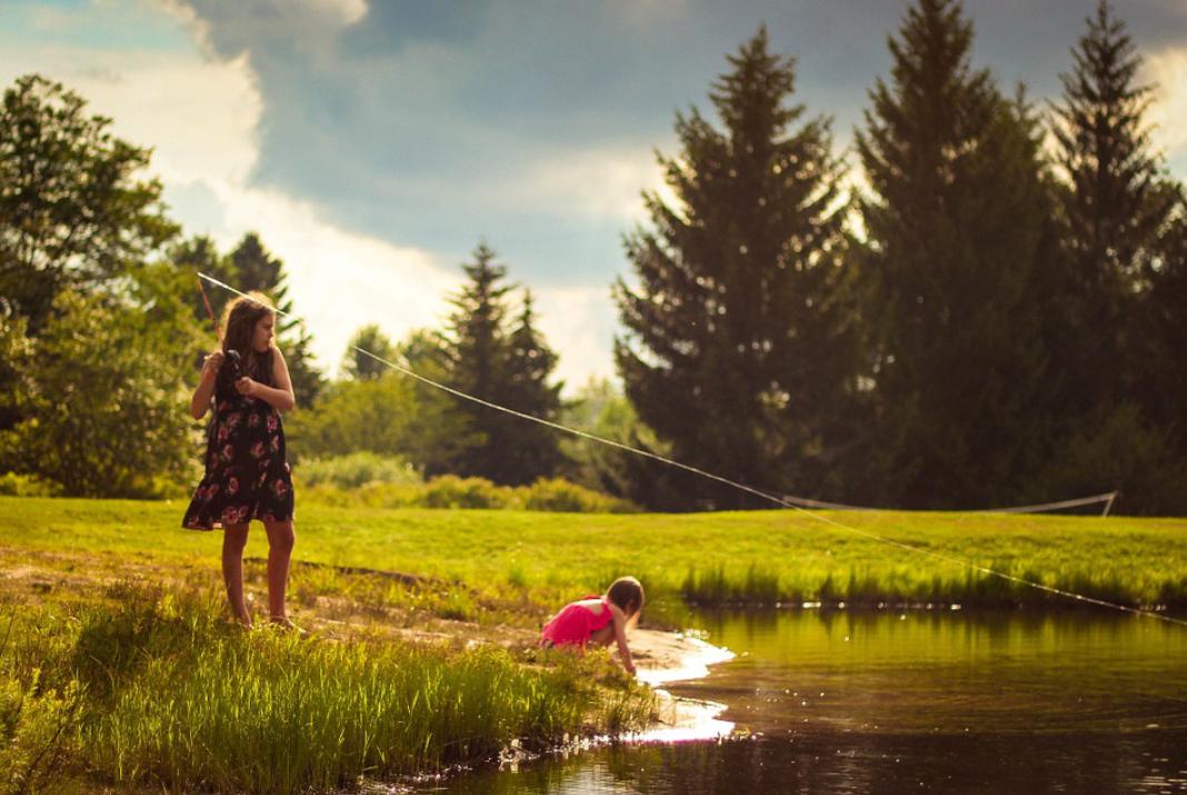 Chcete začít chytat ryby? Podívejte se na seznam, co všechno k tomu budete potřebovat