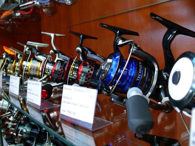 Rybářský naviják – důležité náčiní každého rybáře