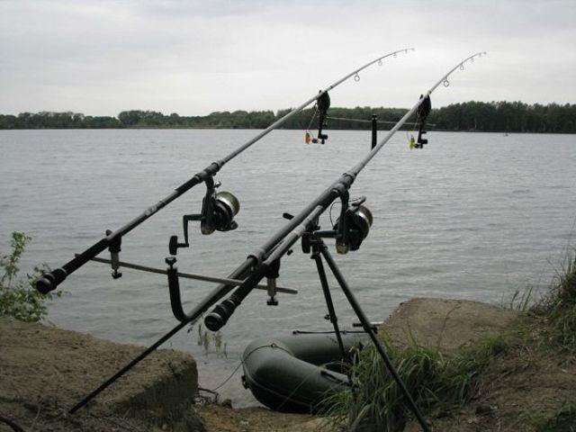 Rybářské potřeby – pořiďte je u specialistů