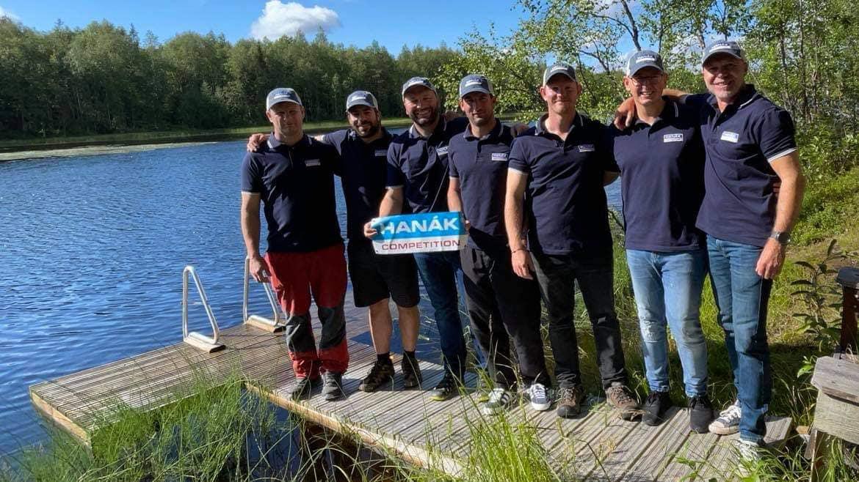 Startuje Mistrovství světa v muškaření ve Finsku