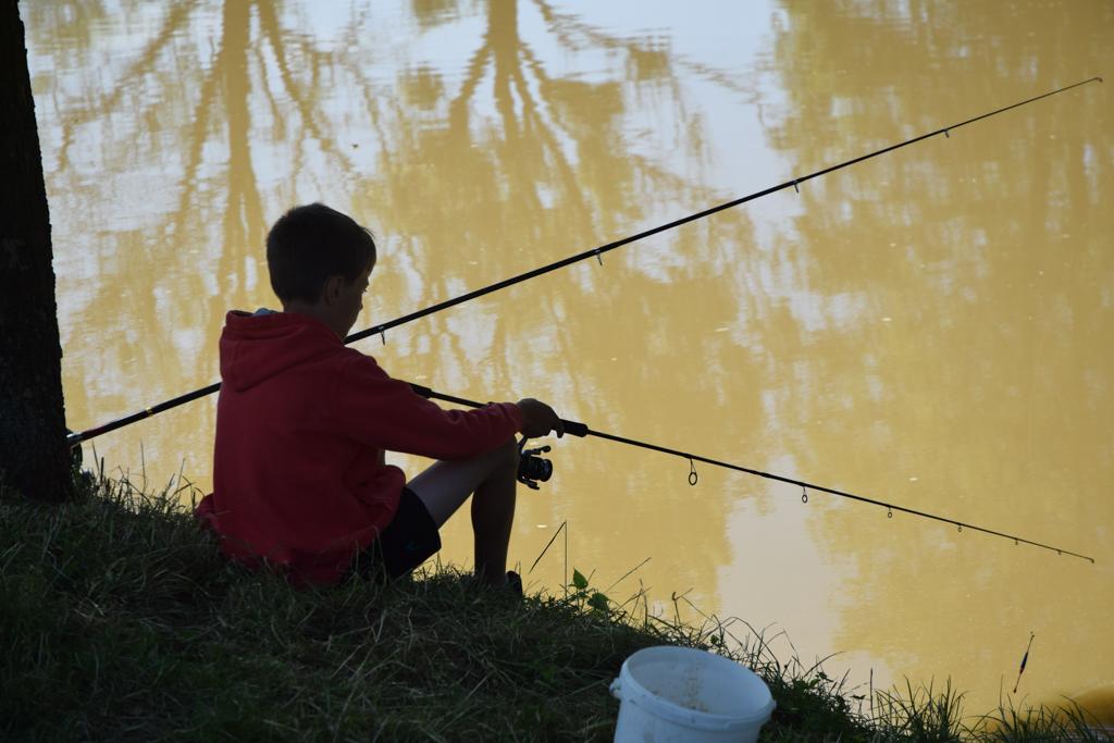 Prázdniny jsou za námi. Sezona rybářských kroužků se rozjíždí na plné obrátky