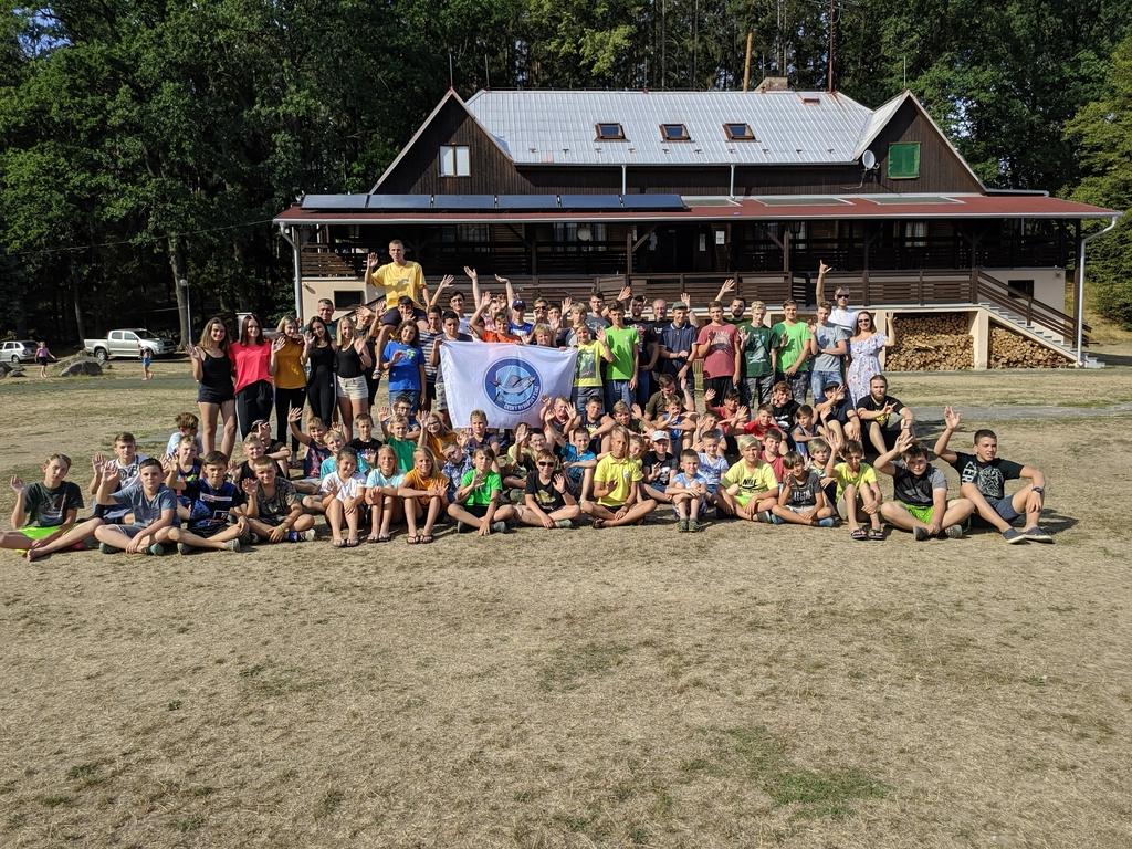 Rybářský tábor Rady ČRS ve Smetanově Lhotě je za námi