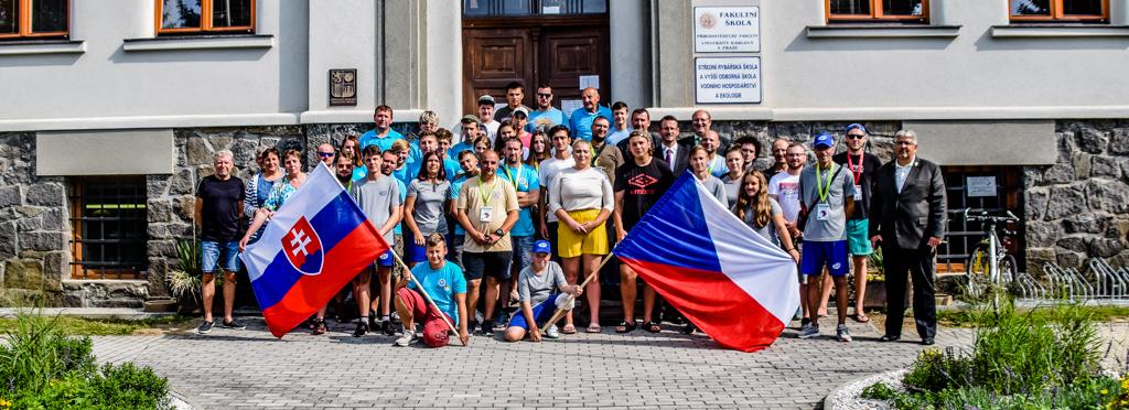 Mezinárodní finále Zlaté udice a Zlatého blyskáče: na prvním místě Západočeský ÚS