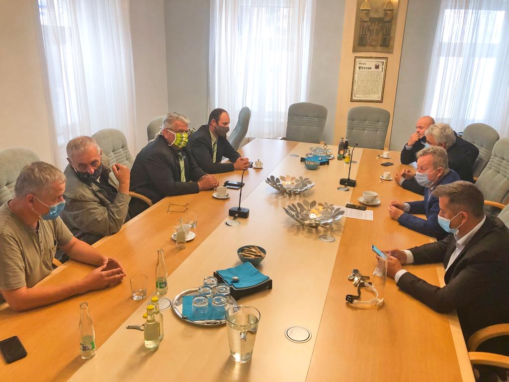 Otrava Bečvy: společné jednání ČRS, MŽP, ČIŽP a krajů