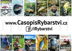 Dubnový časopis Rybářství: zahájení pstruhové sezony a rozzlobený bývalý šéfredaktor