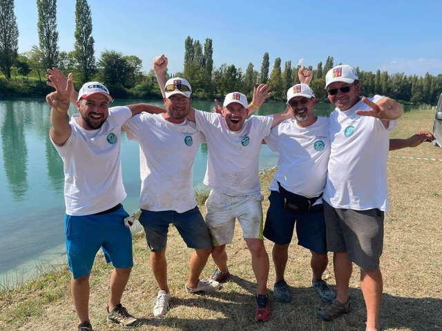 Úspěch české reprezentace LRU plavaná na MS Národů v Itálii