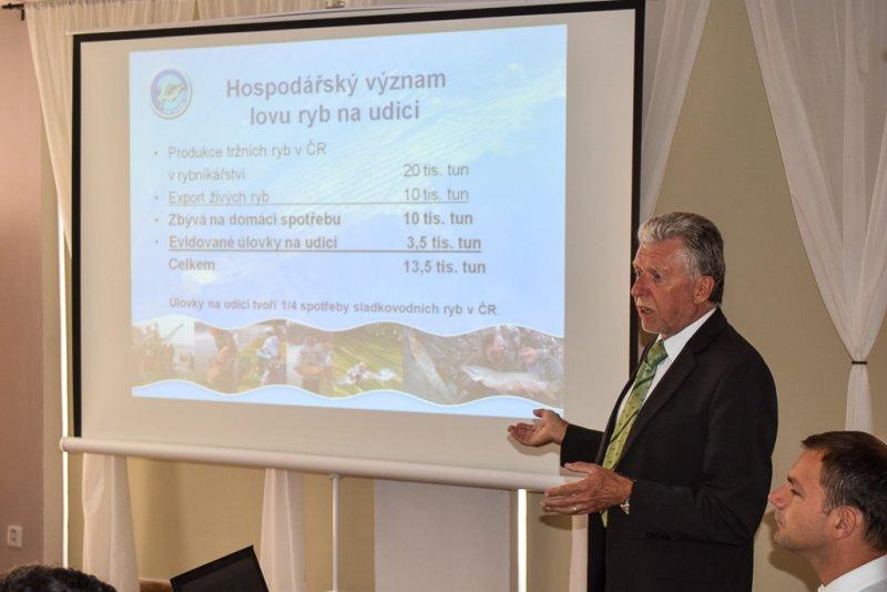 Setkání členů Rady ČRS se zástupci Zemědělského výboru Poslanecké sněmovny ČR a představiteli Ministerstva zemědělství