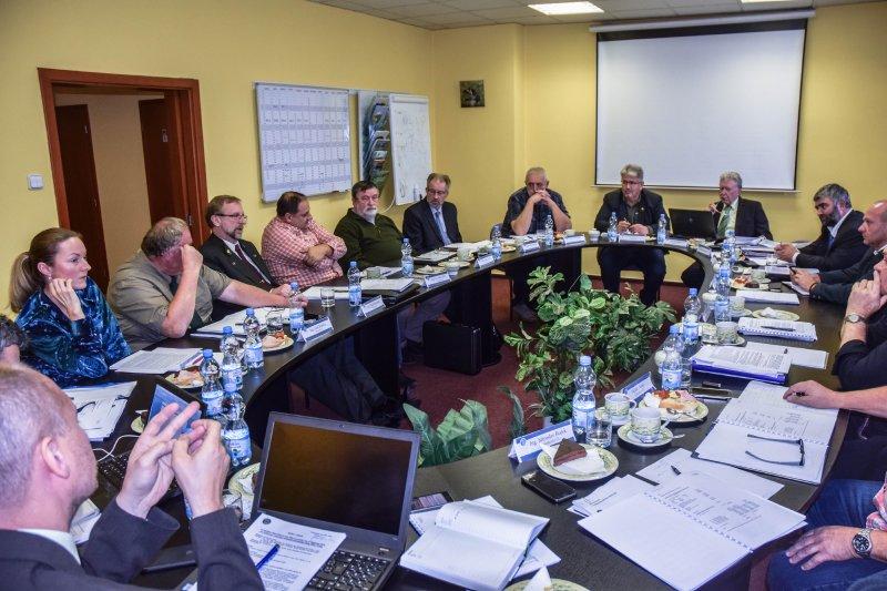 Ze zasedání Republikové rady ČRS (prosinec 2018)