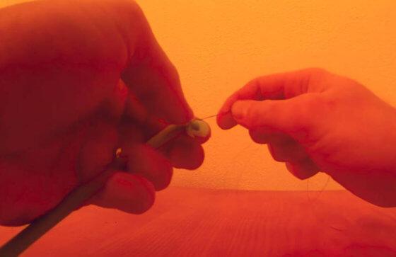 Tip#013: Jak se používá vazač smyček (loop tyer)