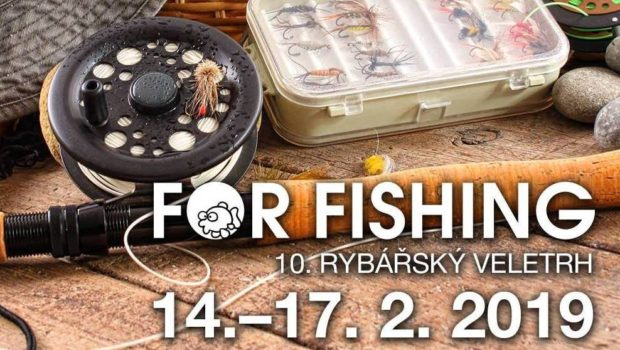 Rybářský veletrh – For Fishing 2019