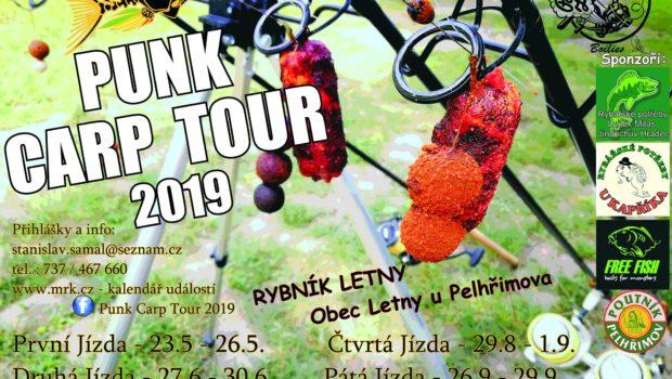 PUNK CARP TOUR 2019 – Druhá Jízda