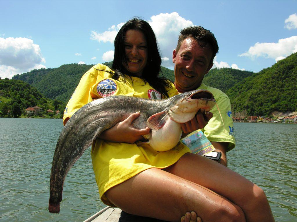 Srbsko ― domov 94 rybích druhů a velkých kaprů