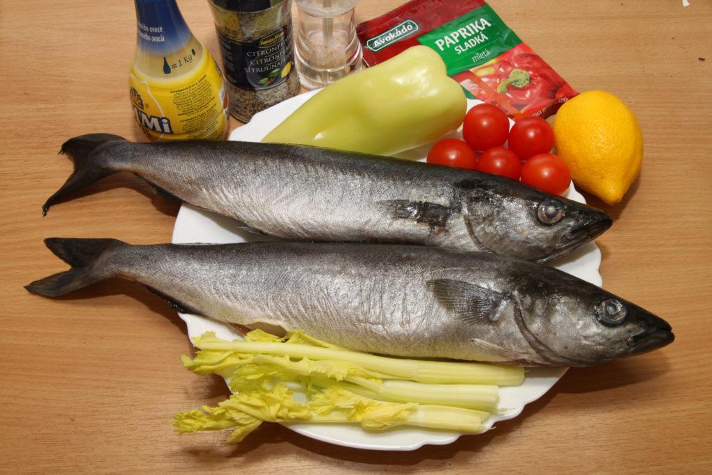 Retro ryba