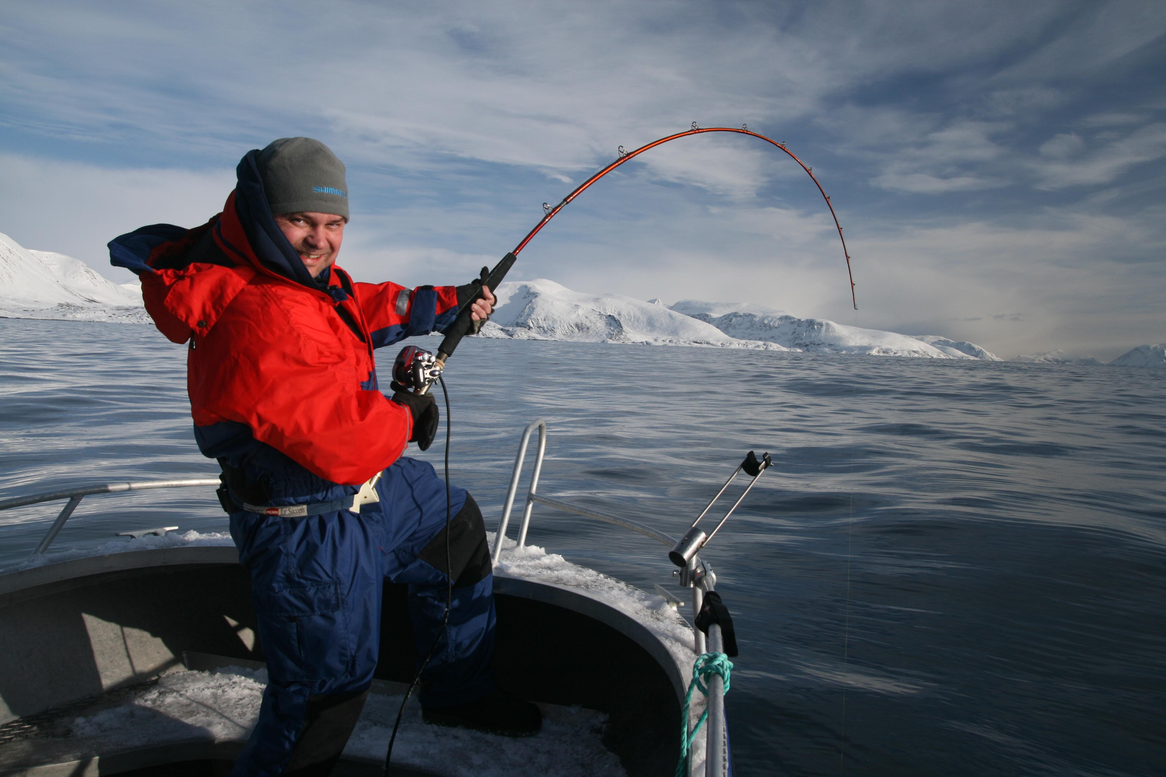 Mořská poradna: Zimní lov na moři