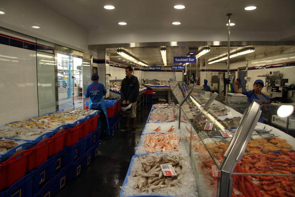 Největší rybí trh. Co zde můžete ochutnat?