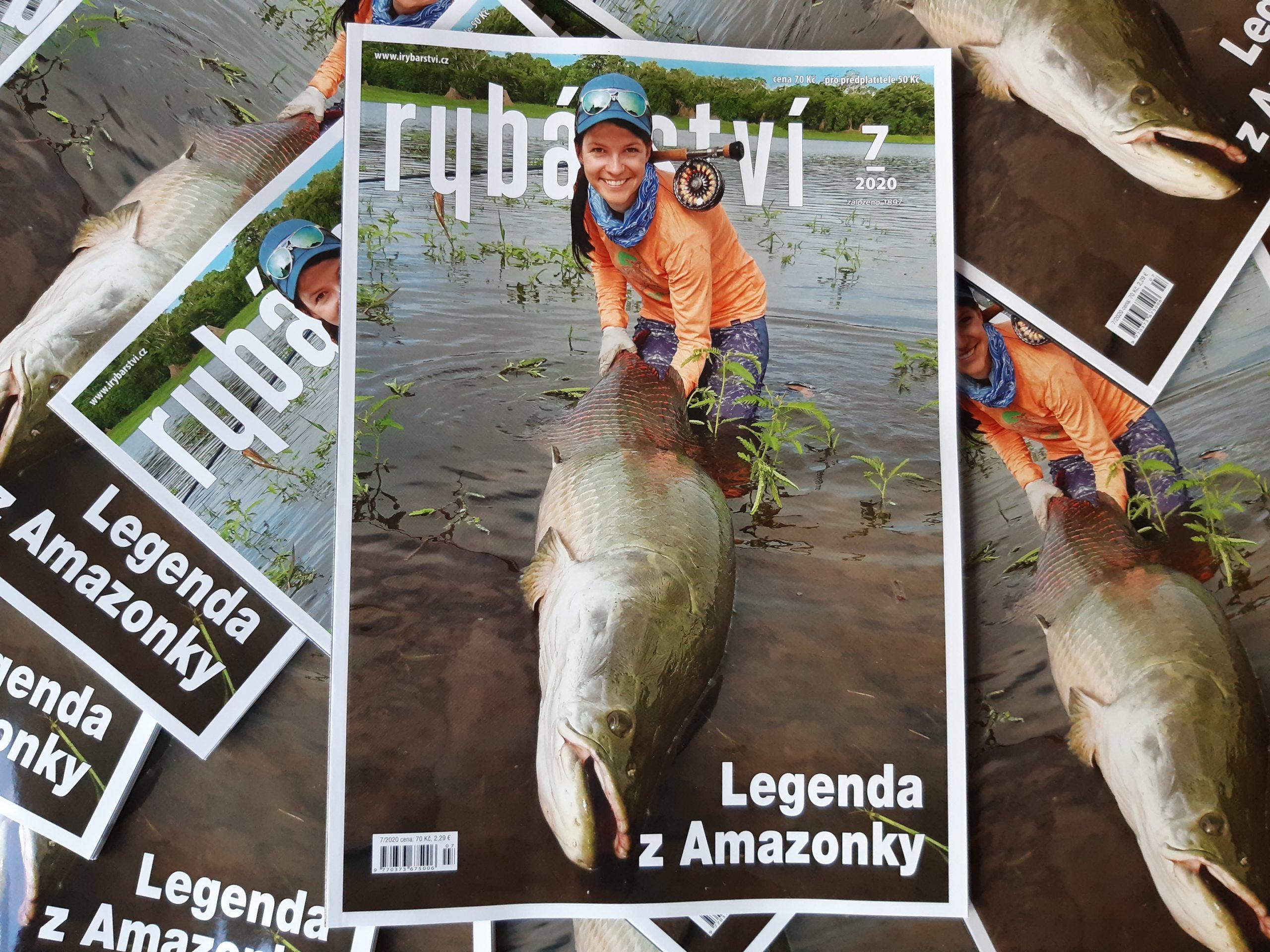 VIDEOUPOUTÁVKA: Problematika pstruhových vod očima hospodáře MRS, umisťování nástrahy pod háček a nejtěžší český kapr. To je červencové Rybářství