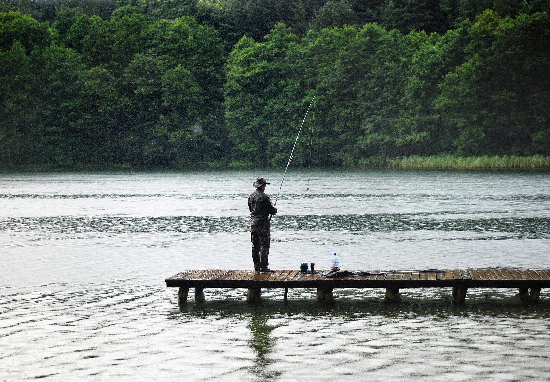 Rybaření je lék na duševní zdraví, potvrzují angličtí odborníci
