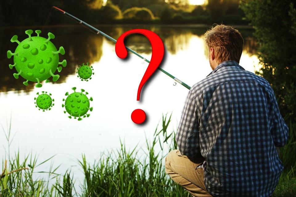 Česká republika v karanténě kvůli koronaviru! Jak je to s vycházkami na ryby?