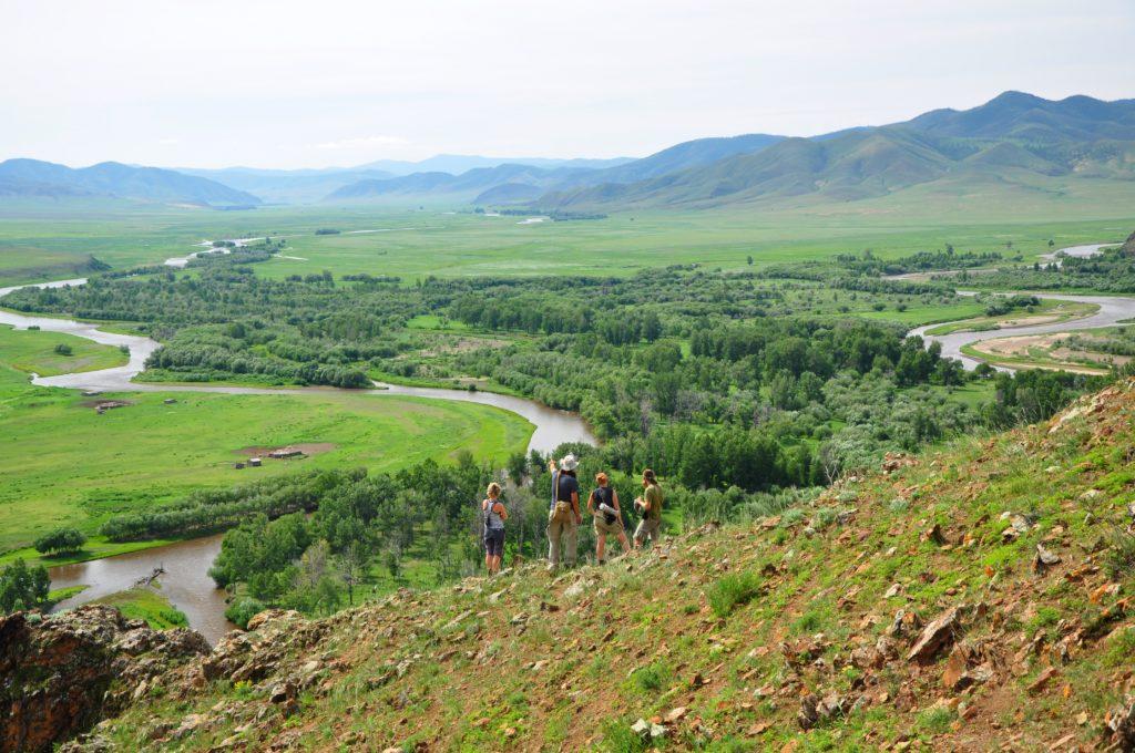 Cestovatelské rybaření v Mongolsku aneb Lipani na hod (2)