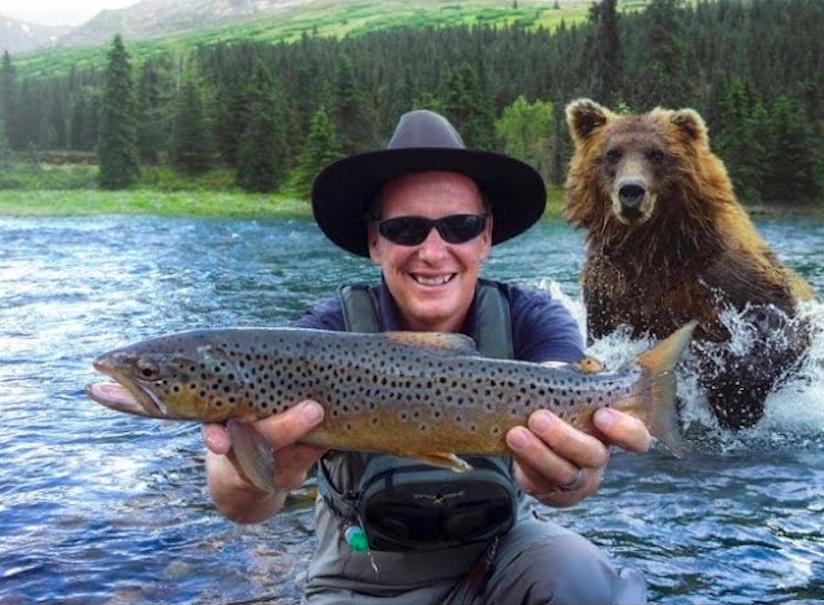 Top 10 nejvtipnějších rybářských fotek. Zkuste se nezasmát