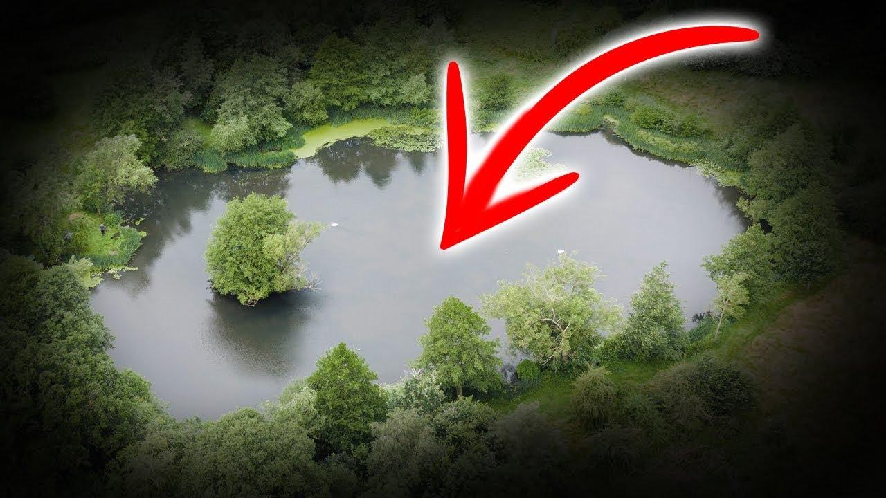 Video: Zapomenuté jezero uprostřed divočiny. Jaké ryby zde rybáři ulovili?