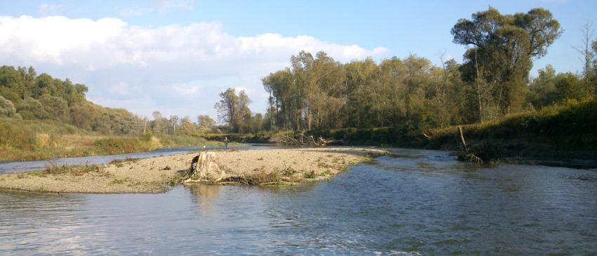 Rybáři vybrali na obnovu Bečvy už téměř 60 000 Kč. Přispět stále můžete