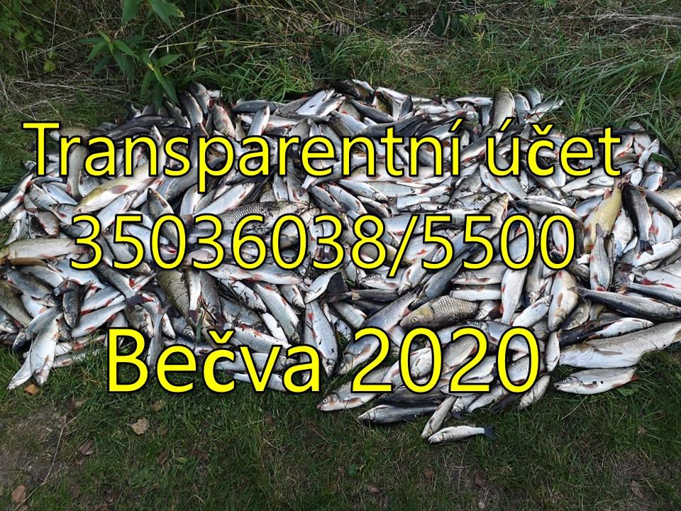 Pomozte při obnově Bečvy, prosí severomoravští rybáři