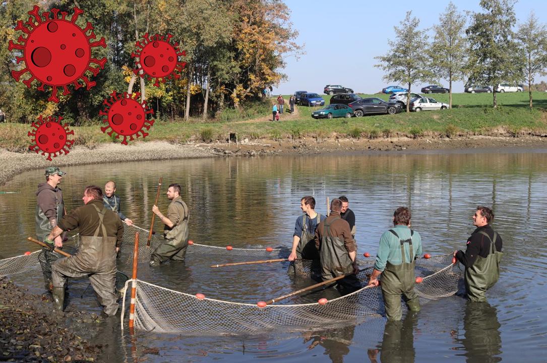 Od pondělí je opět vyhlášen nouzový stav. Co to znamená pro rybáře?