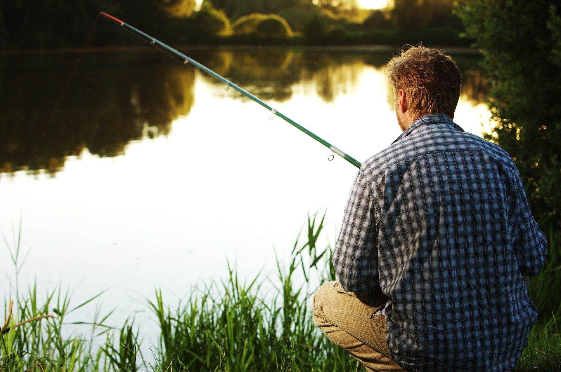 Jak se stát rybářem aneb Jak začít rybařit