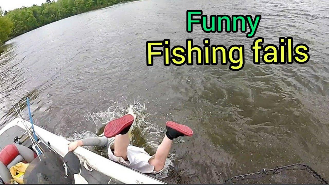 Silvestrovské video: Co vše se může stát při rybaření?