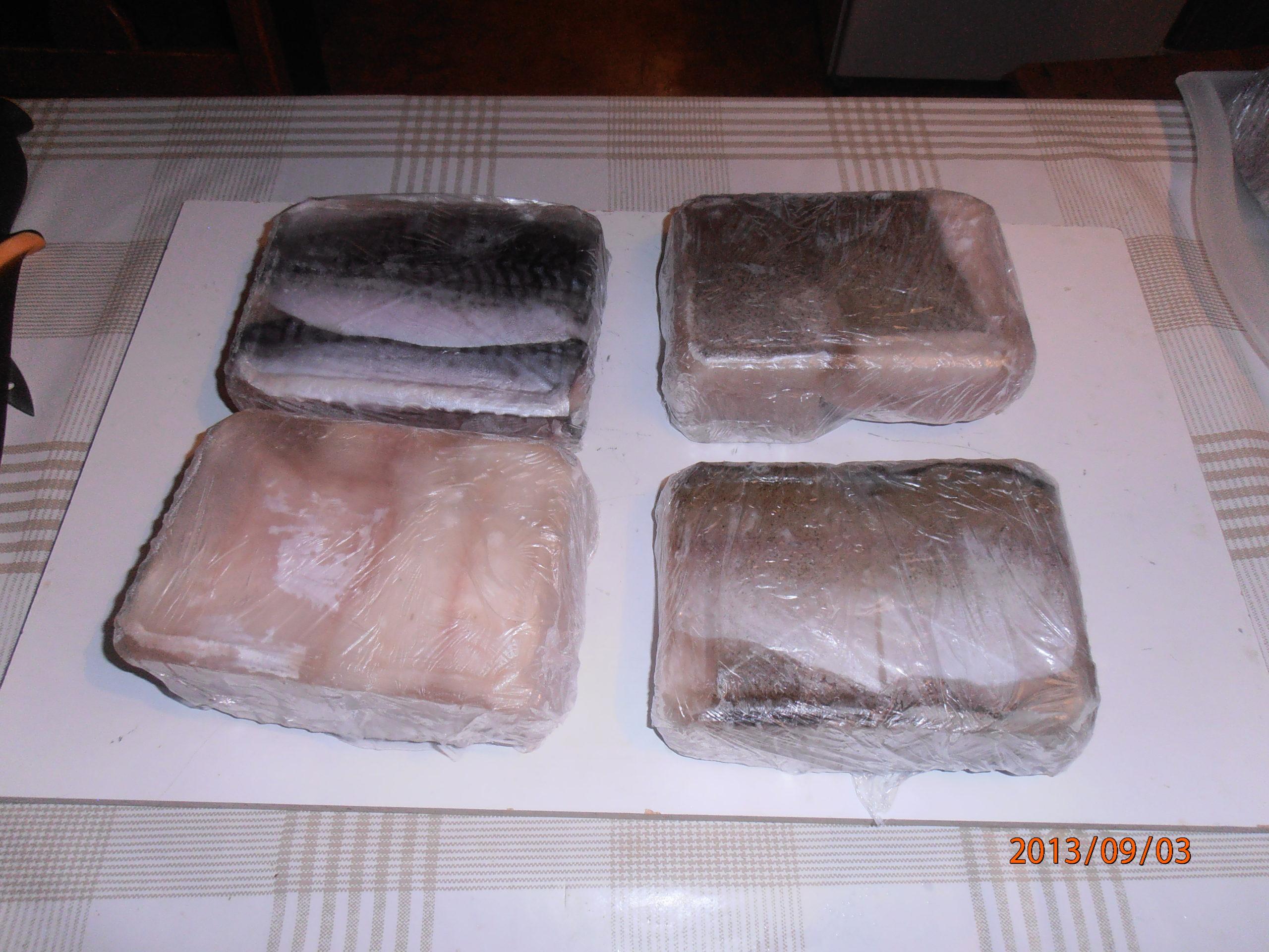 Jak správě uchovat rybí maso?