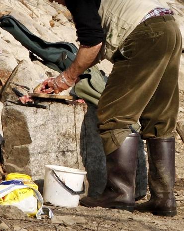 Dubnové Rybářství: Jak svatý Petr potrestal pražského masaře