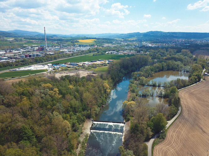 Záhada třetí výpusti: Opravdu Bečvu otrávila Energoaqua?